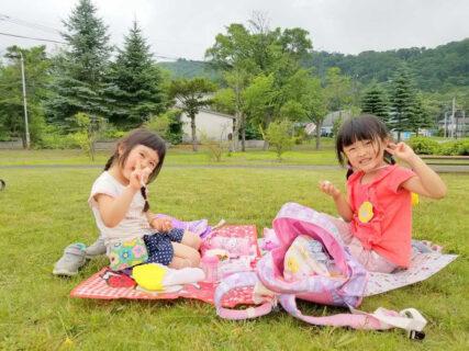 年中園外教育&水遊び