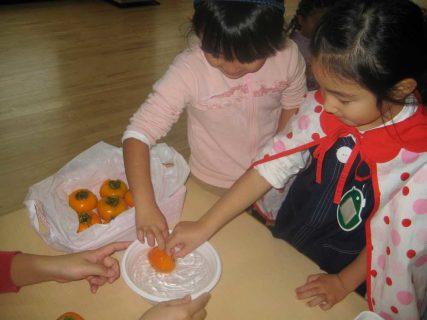 幼稚園 11月の写真を掲載しました。