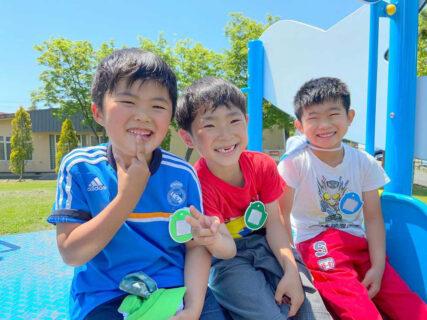 幼稚園 6月の写真を掲載しました。