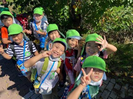 幼稚園 9月の写真を掲載しました。