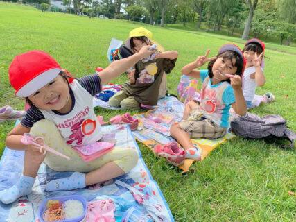 幼稚園 8月の写真を掲載しました。